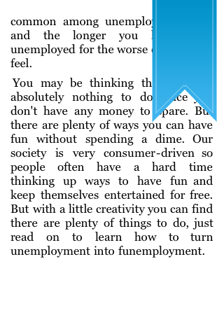 Turn Unemployment into Funemployment screenshot #5