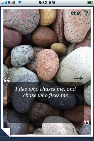 Ovid Quotes screenshot #2