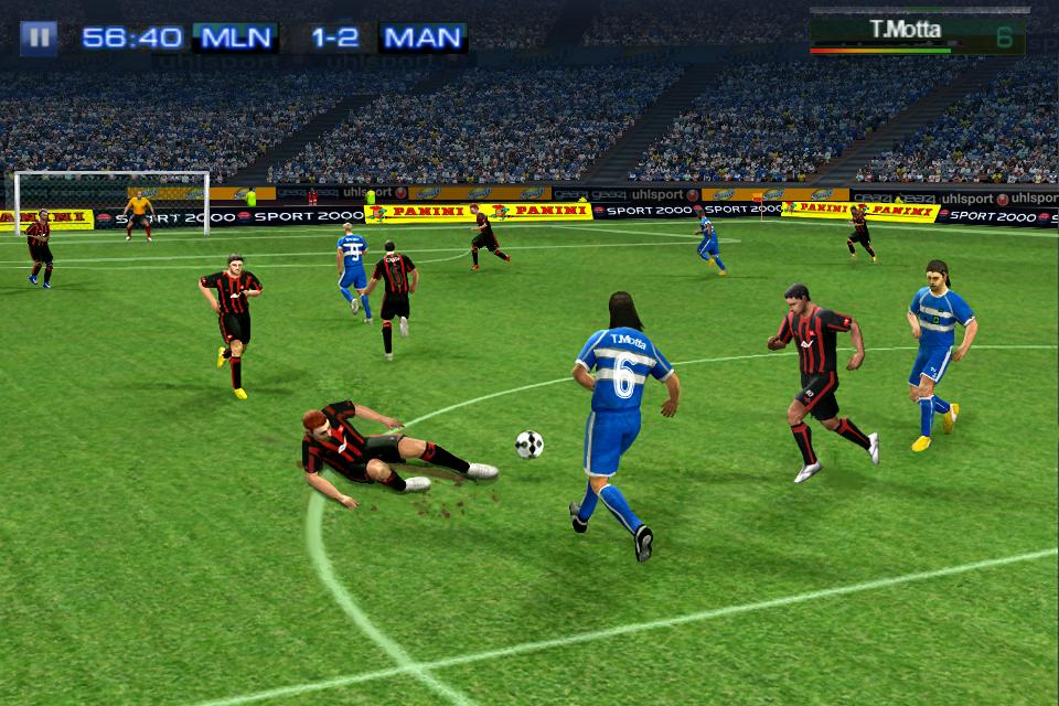 Real Soccer 2011 FREE screenshot #2