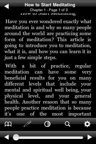 How to Start Meditating screenshot #2