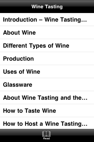 All About Wine Tasting screenshot #4