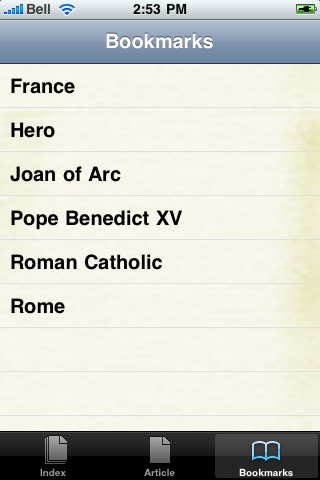 Joan of Arc Study Guide screenshot #2