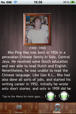Kho Ping Hoo Lite screenshot #2