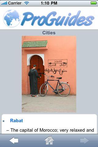 ProGuides - Morocco screenshot #1