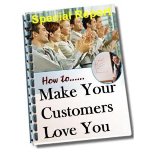 Make Customers Love You