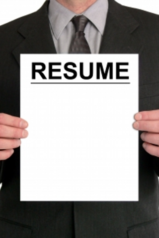 iGuides - The Perfect Resume screenshot #1