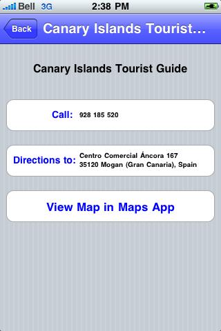 Canary Islands Sights screenshot #3