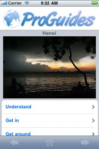 ProGuides - HaNoi screenshot #1