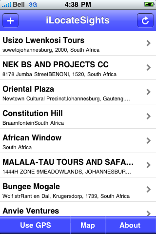 Johannesburg Sights screenshot #2