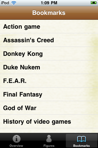 Video Game Franchises Pocket Book screenshot #4