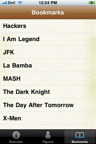 The Movie Almanac screenshot #2
