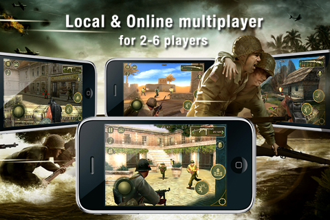 Brothers In Arms® 2: Global Front screenshot 4