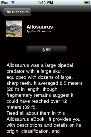 The Dinosaurs Collection screenshot #4