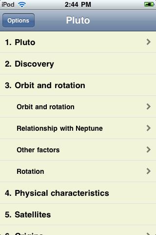 Pluto - Dwarf Planet screenshot #1