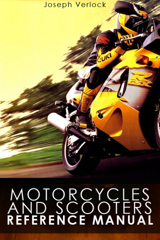 Motorcycles and Scooters Reference Manual screenshot #1