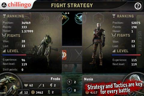 The Witcher: Versus screenshot #2