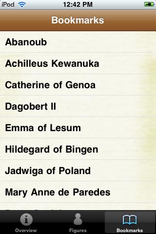 Saints Pocket Book screenshot #4