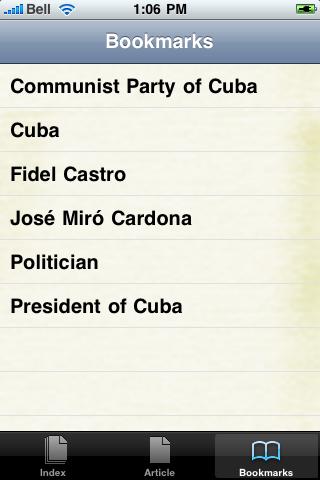 Fidel Castro Study Guide screenshot #2