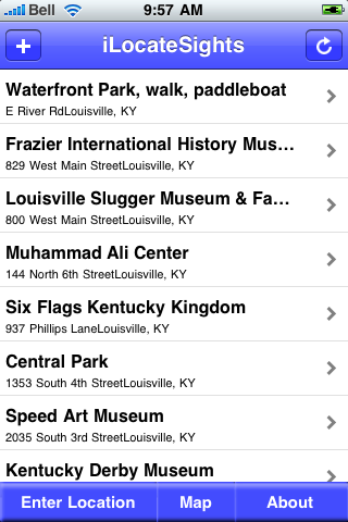 Louisville, Kentucky Sights screenshot #2