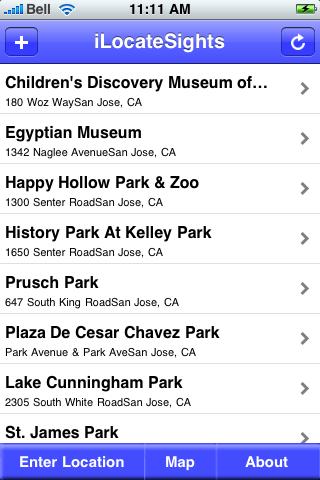 San Jose, California Sights screenshot #2
