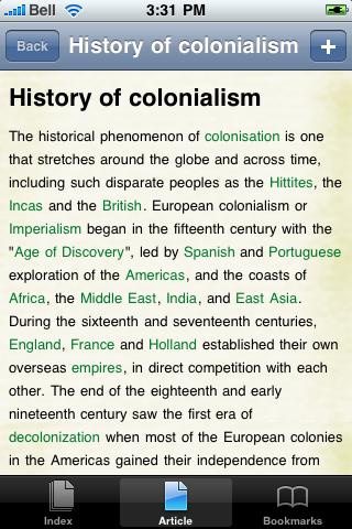 Colonialism Study Guide screenshot #1