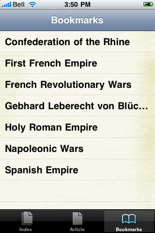 Napoleonic Wars Study Guide screenshot #2