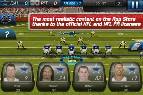 NFL 2011 screenshot #3