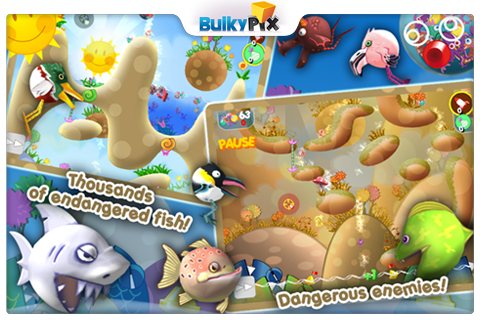 Aqua Panic Deluxe screenshot #2