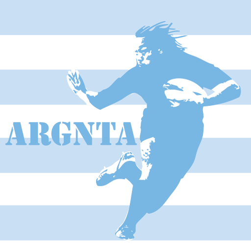 Rugby Fans - Argentina