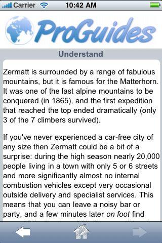 ProGuides - Zermatt screenshot #3