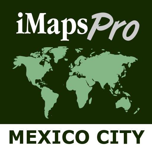 iMapsPro - Mexico City