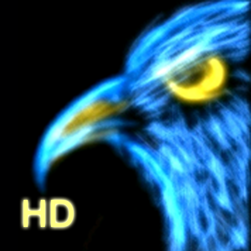 Abstract Glowing Art HD