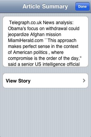 Science Fiction News screenshot #3