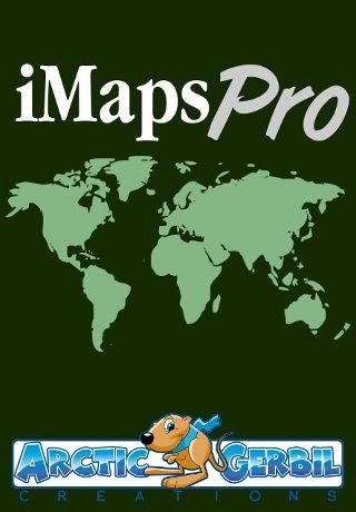 iMapsPro - Lyon screenshot #1