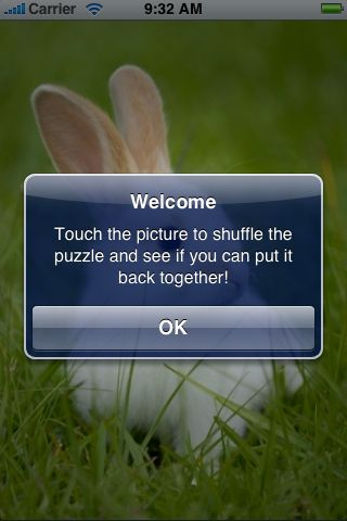 SlidePuzzle - Bunny screenshot #2