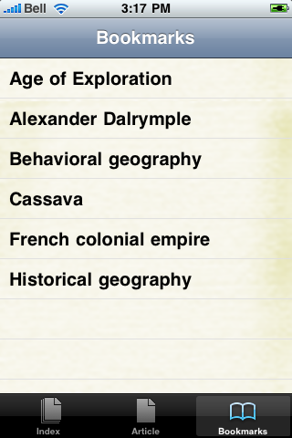 Age of Discovery Study Guide screenshot #3