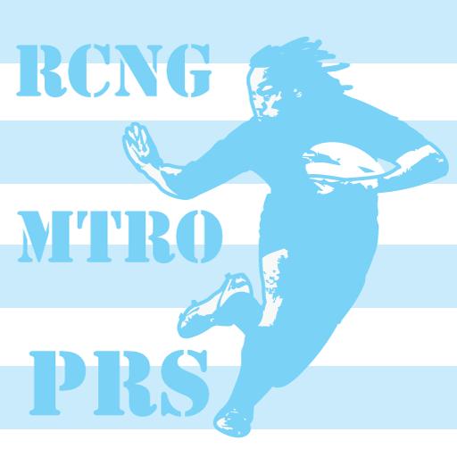 Rugby Fans - Racing Metro Paris