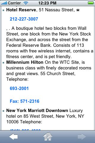 ProGuides - Manhattan screenshot #2