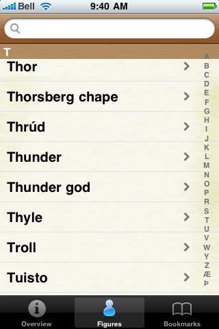 Norse Mythology screenshot #2