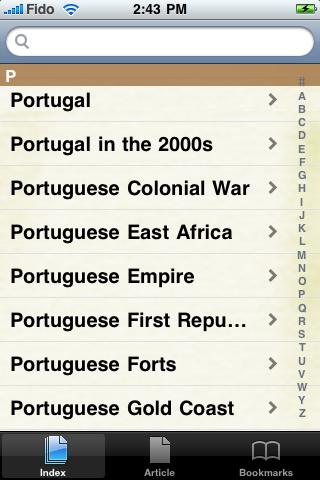 The Portuguese Empire Study Guide screenshot #2