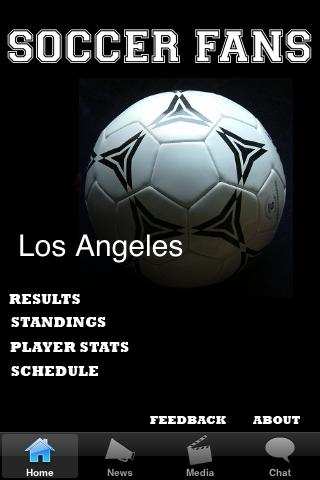 Soccer Fans - Los Angeles G screenshot #1