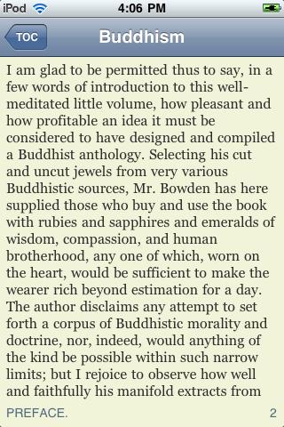 Buddhism Guide screenshot #3
