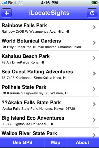 Hawaii Sights screenshot #2