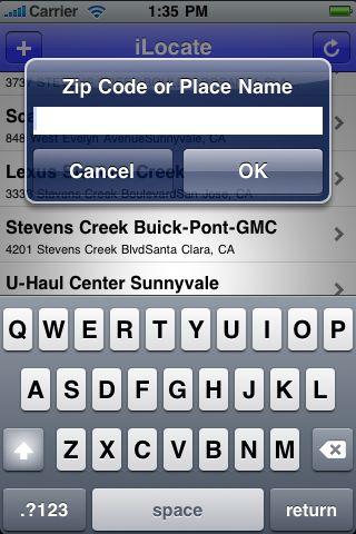 iLocate - Auto Alarms screenshot #3