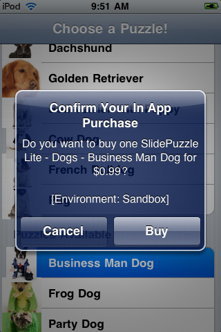 Slide Puzzle - Dogs edition screenshot #5