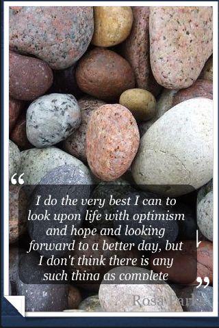 Rosa Parks Quotes screenshot #1