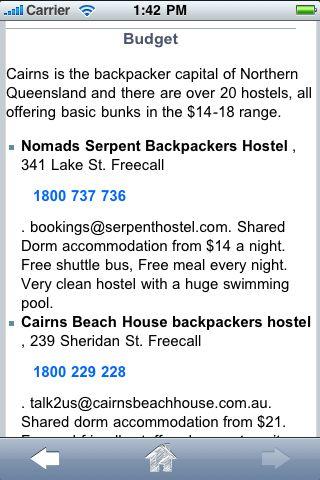 ProGuides - Cairns screenshot #2