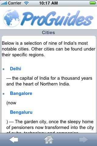 ProGuides - India screenshot #3