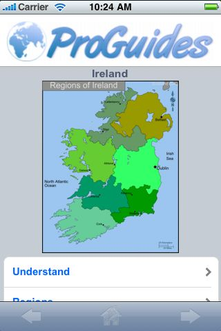 ProGuides - Ireland screenshot #1