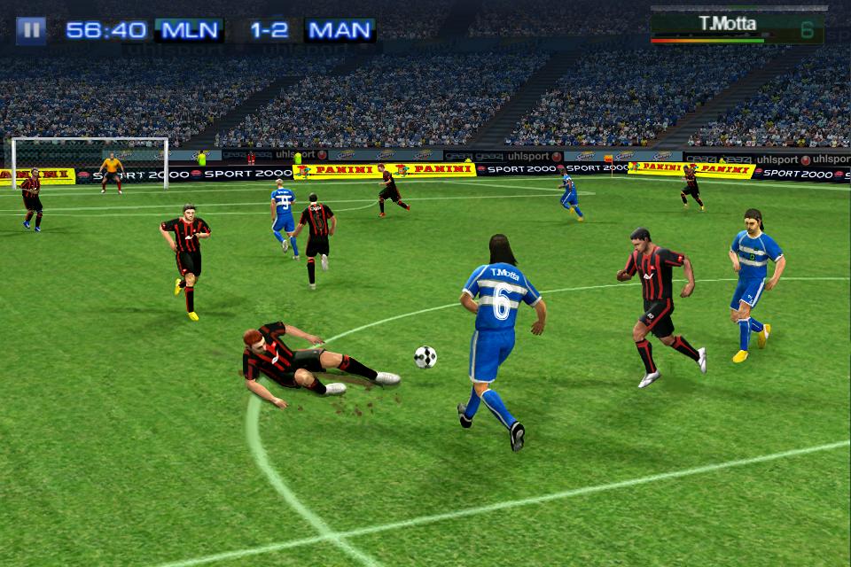 Real Football 2011 FREE screenshot #2